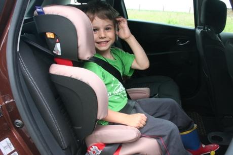 de5b490c48e Test dětské autosedačky Chicco Oasys 2 3 Fixplus  bezpečná ...