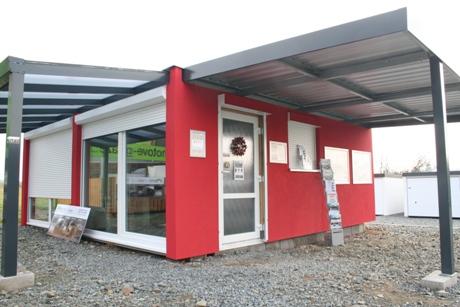 Prefabrikované betonové garáže
